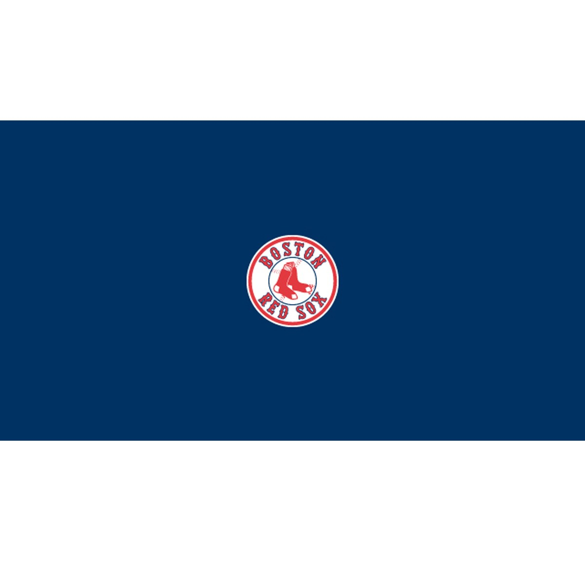 Boston Red Sox Pool Table Cloth