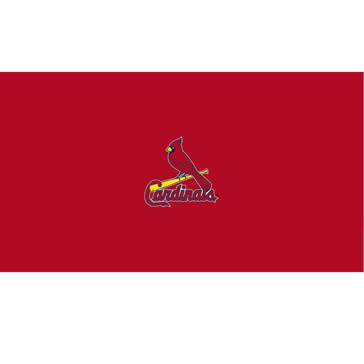 St. Louis Cardinals Pool Table Cloth